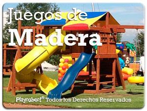 Fabricante de juegos infantiles playground for Juegos de jardin infantiles de madera